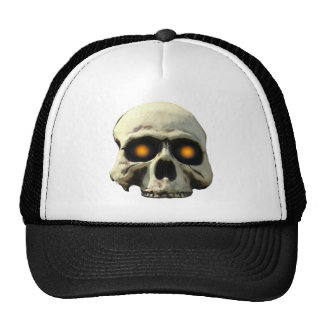 Glow Skull Hat