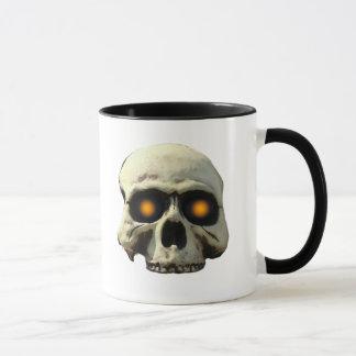 Glow Skull Mug