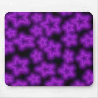 Glow Star Mouse Pad