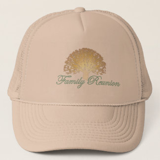 Glow Tree Family Reuion Cap
