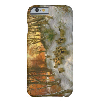 Glowed with Tints of Evening Hours Barely There iPhone 6 Case