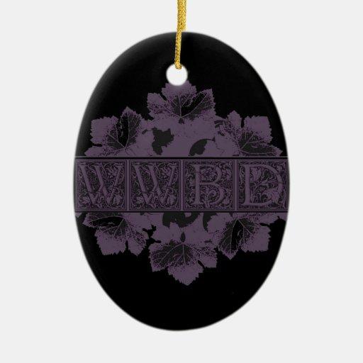 ¿Glowees qué Bacchus haría? Ornamentos Para Reyes Magos