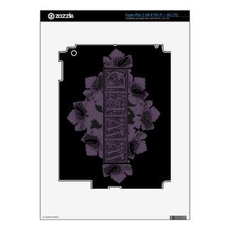 ¿Glowees qué Bacchus haría? Pegatina Skin Para iPad 3