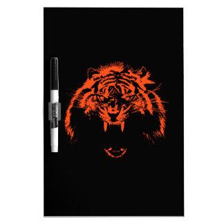 Glowees Tiger Dry-Erase Whiteboard