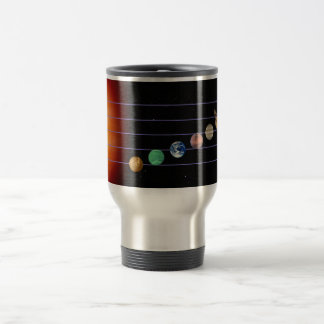 Glowees travel mug - Music of the Spheres
