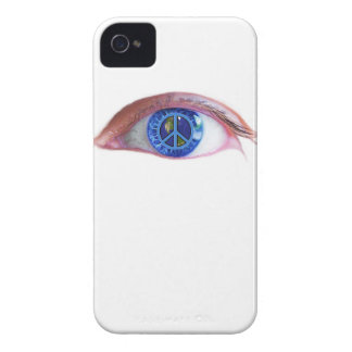 Glowees Visualize World Peace iPhone 4 Cover