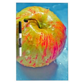 Glowing Apple Dry-Erase Boards