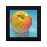 Glowing Apple Jewelry Boxes