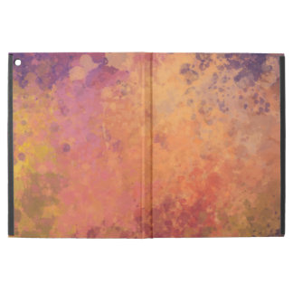 Glowing Autumn Branch Watercolor iPad Pro Case