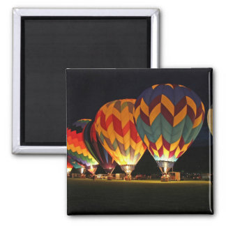 Glowing Balloons!  Light up the night! Magnet