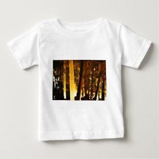 Glowing Bamboo. Tokyo, Japan. Baby T-Shirt