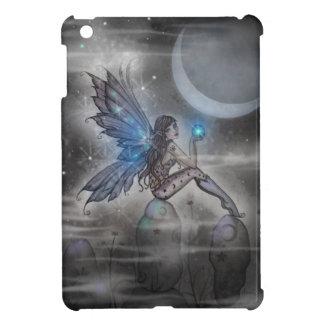 Glowing Blue Fairy Fantasy Art iPad Mini Case