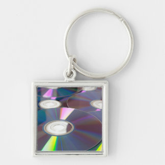 Glowing CD Key Chains