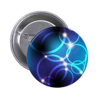 Glowing Circles Button