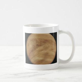 Glowing Clouds Venus Coffee Mug