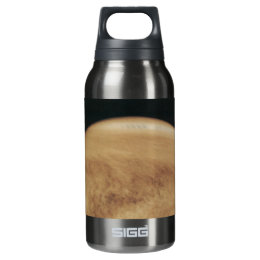 Glowing Clouds Venus Insulated Water Bottle
