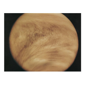 Glowing Clouds Venus Postcard