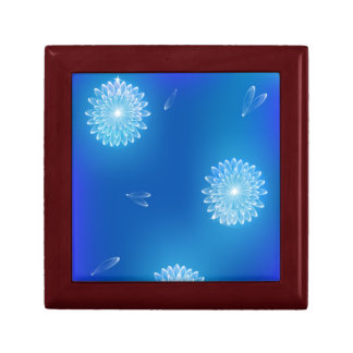 Glowing Crystal Flowers Gift Box