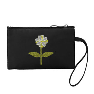 Glowing Daisy Flower Bagettes Bag