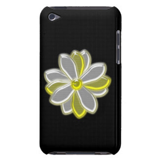 Glowing Daisy Flower  Case-Mate iPod Touch Case