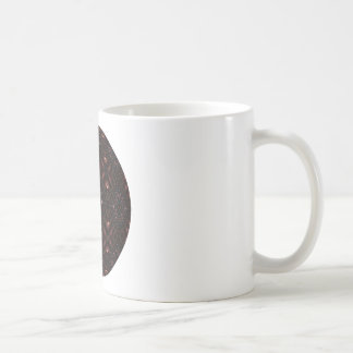 Glowing Darkness Classic White Coffee Mug
