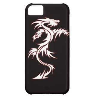 Glowing dragon cover for iPhone 5C