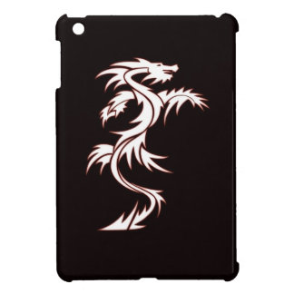 Glowing dragon iPad mini case