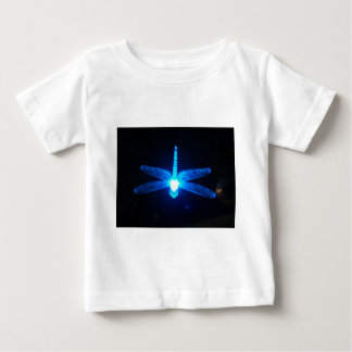 Glowing Dragonfly Baby T-Shirt