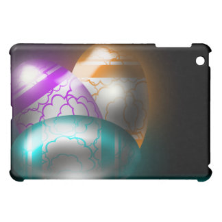 Glowing Easter Eggs Ipad Case