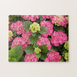'Glowing Embers Blooms' Jigsaw Puzzle