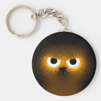 Glowing Eyes Keychain