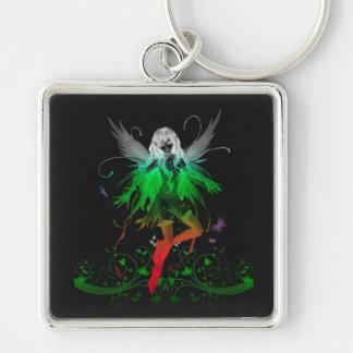 Glowing Fairy 1 Keychain