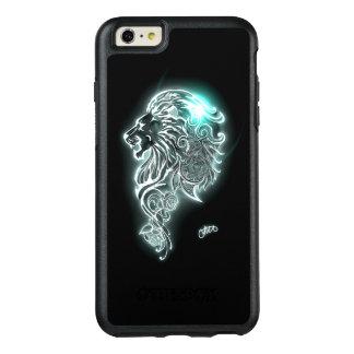 Glowing Fierce Lion OtterBox iPhone 6/6s Plus Case