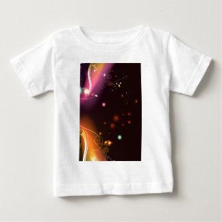 Glowing Flourishes Baby T-Shirt
