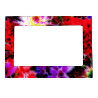 glowing flowers (C) Magnetic Photo Frame