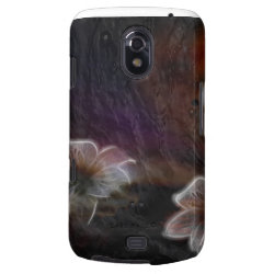 Case-Mate Samsung Galaxy Nexus Barely There Case with Siberian Husky Phone Cases design