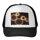 Glowing gears trucker hats