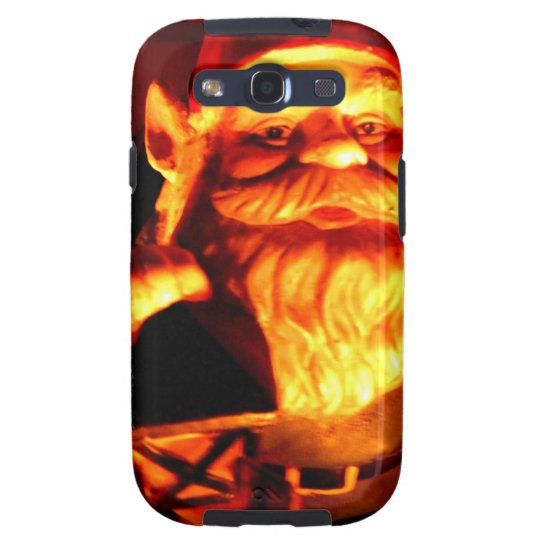 Glowing Gnome Galaxy SIII Cover