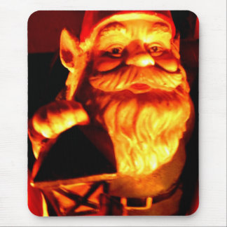 Glowing Gnome Mouse Pad