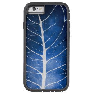 Glowing Grunge Veins iPhone 6 Case