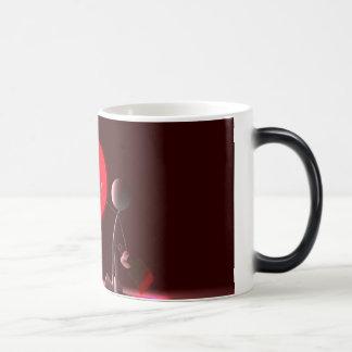 Glowing Heart Mug