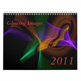 Glowing Images 2011 Calendar