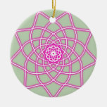 Glowing innovative design christmas ornaments