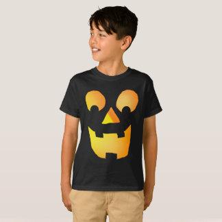 Glowing Jackolantern Face 0920 T-Shirt