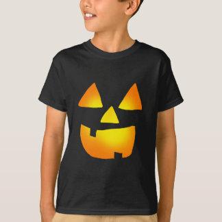 Glowing Jackolantern Face Shirt