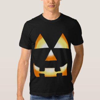 Glowing JackO'Lantern shirt