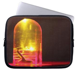 Glowing LED Laptop Sleeve