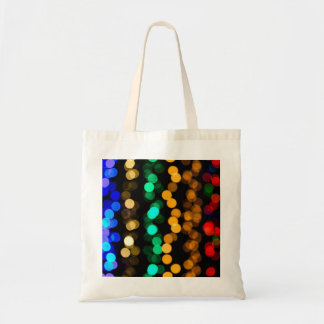 Glowing Light Pattern Bags