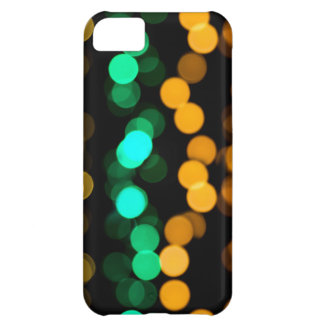 Glowing Light Pattern iPhone 5C Cases