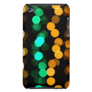 Glowing Light Pattern iPod Case-Mate Cases